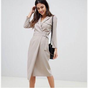 ASOS utility dress